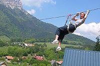 Parc acrobatique / Accrobranche