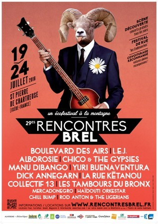 Rencontre brel 2016
