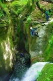 Canyoning du Furon dans le Vercors avec Vertic'o
