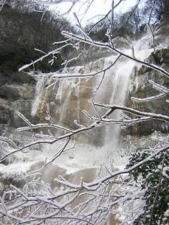 cascade Teppes-Cochon