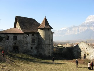 Manoir de Vaubonnais