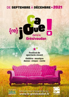 Festival Ca joue en Grésivaudan 2021