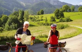 Randonnée vélo Chartreuse
