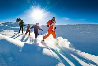 Multi-activités neige en famille en Chartreuse