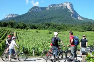 Escapade vélo en Chartreuse