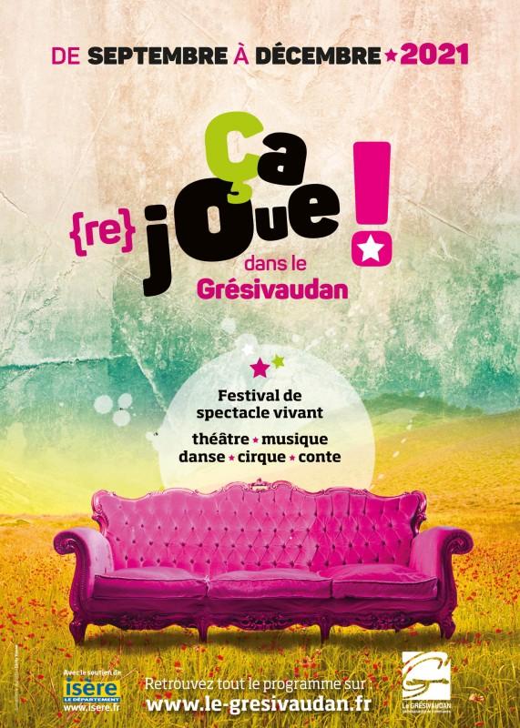 Festival - Ca joue dans le Grésivaudan 2021